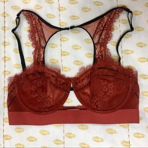 NWOT Free People lace bra